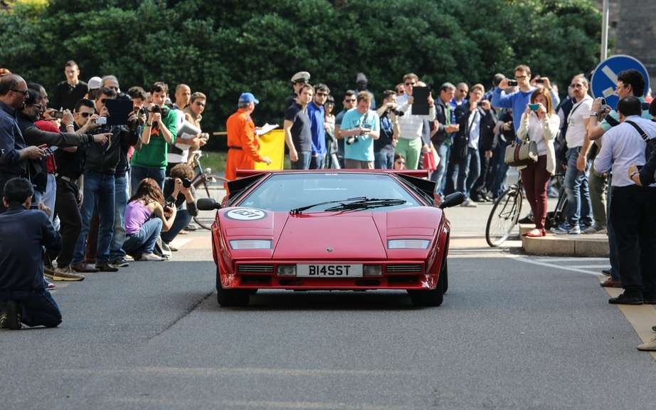 Great Lamborghini Giro: a huge success! picture #2