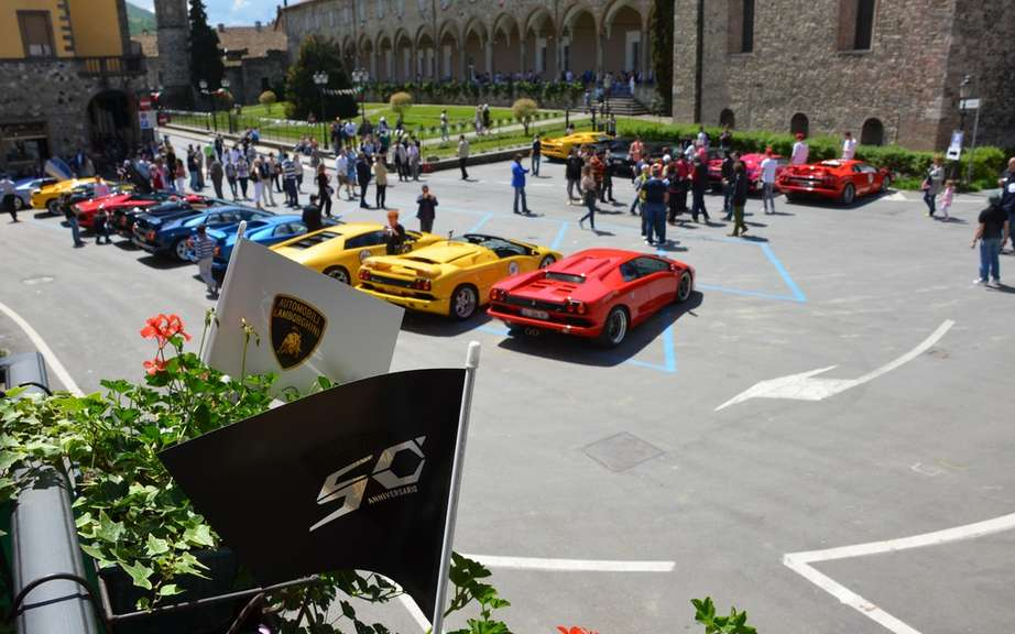 Great Lamborghini Giro: a huge success! picture #4