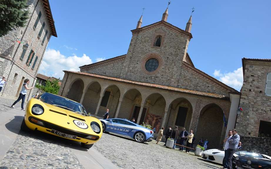 Great Lamborghini Giro: a huge success! picture #5