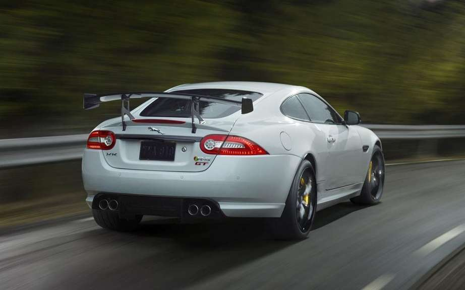Jaguar Will radicalize GT with declinations picture #3