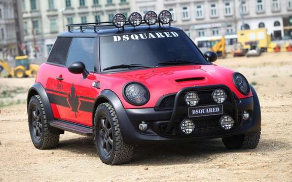 Mini Life Ball 2013: Mini Paceman website HAS picture #3