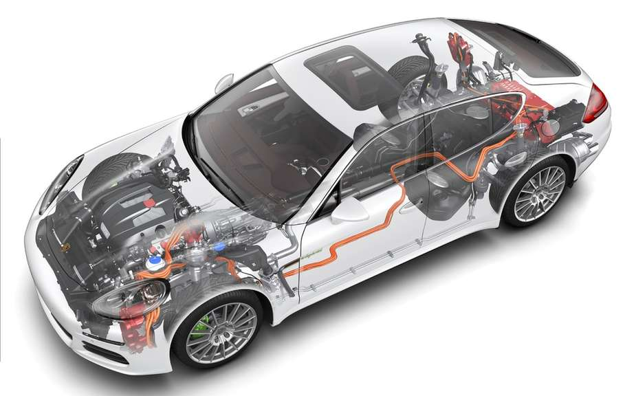 Porsche Will offer more hybrid vehicles picture #4