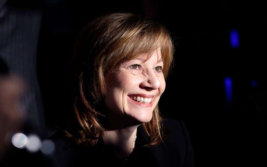 GM: Mary Barra will receive U.S. $ 14.4 million this year picture #3