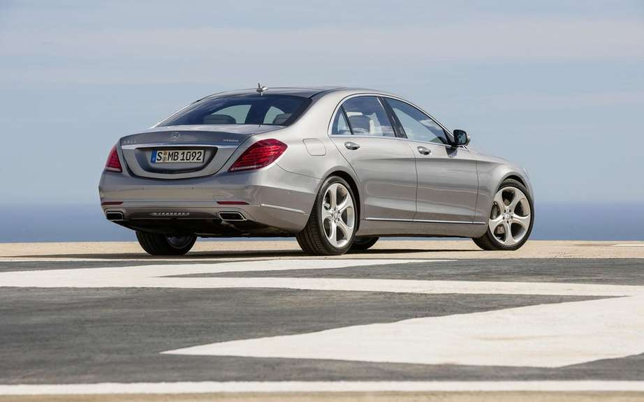 Mercedes-Benz S-Class in 2014 finished gossip picture #4