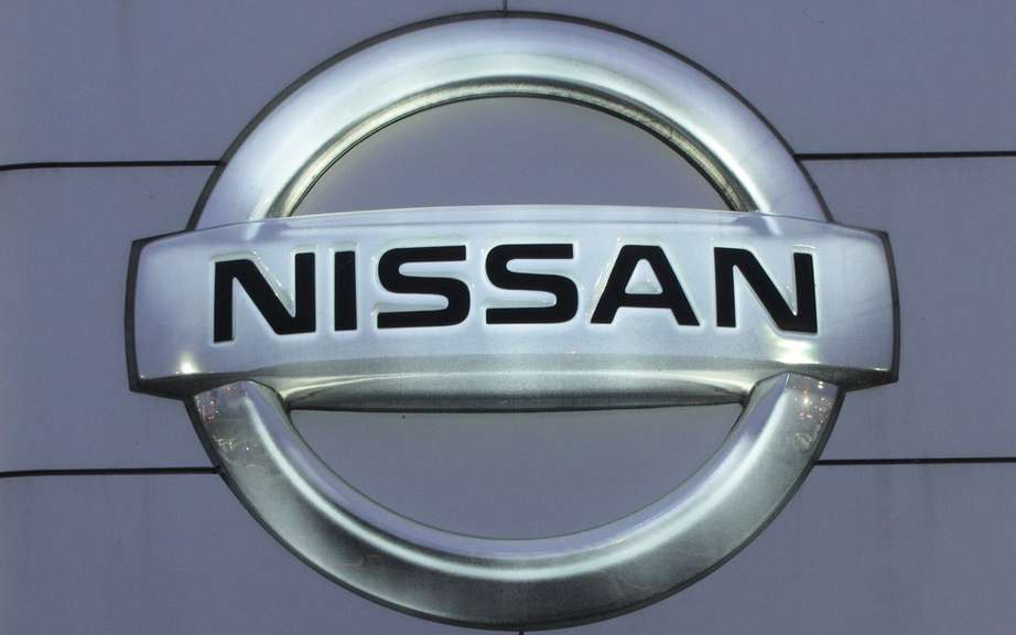 Nissan announces Canadian sales figures in April