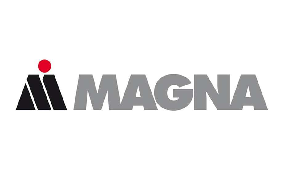 Profits and revenues recorded an increase Magna