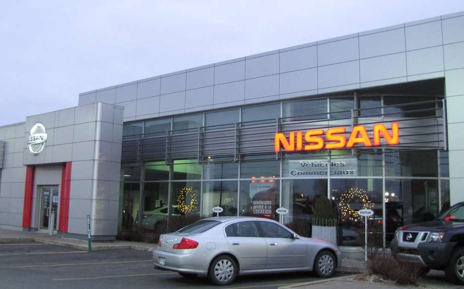 Nissan announces Canadian sales figures in April picture #4