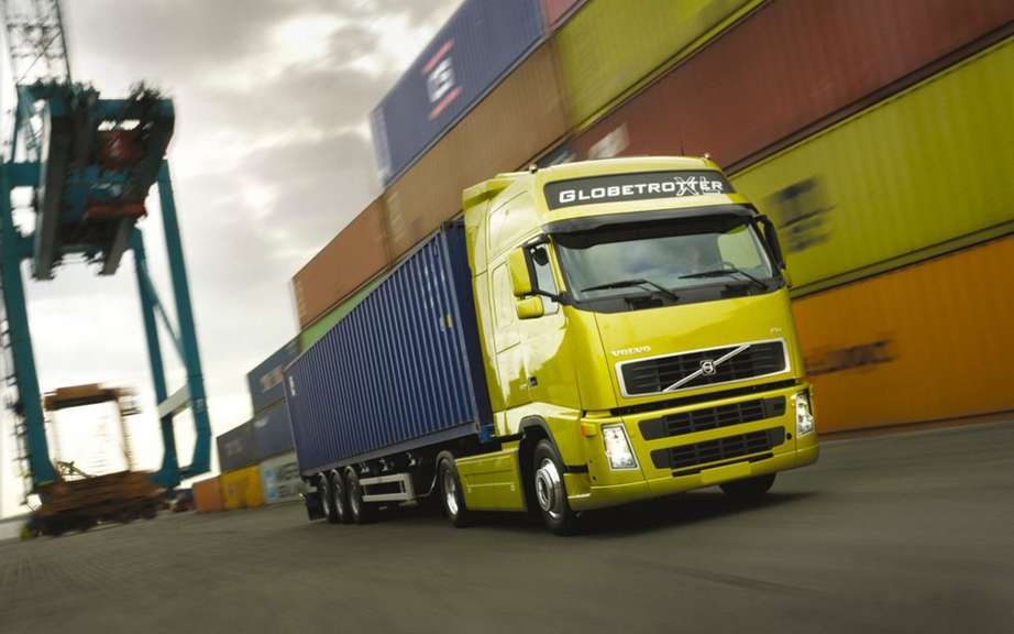 The Volvo truck division will eliminate 4400 jobs