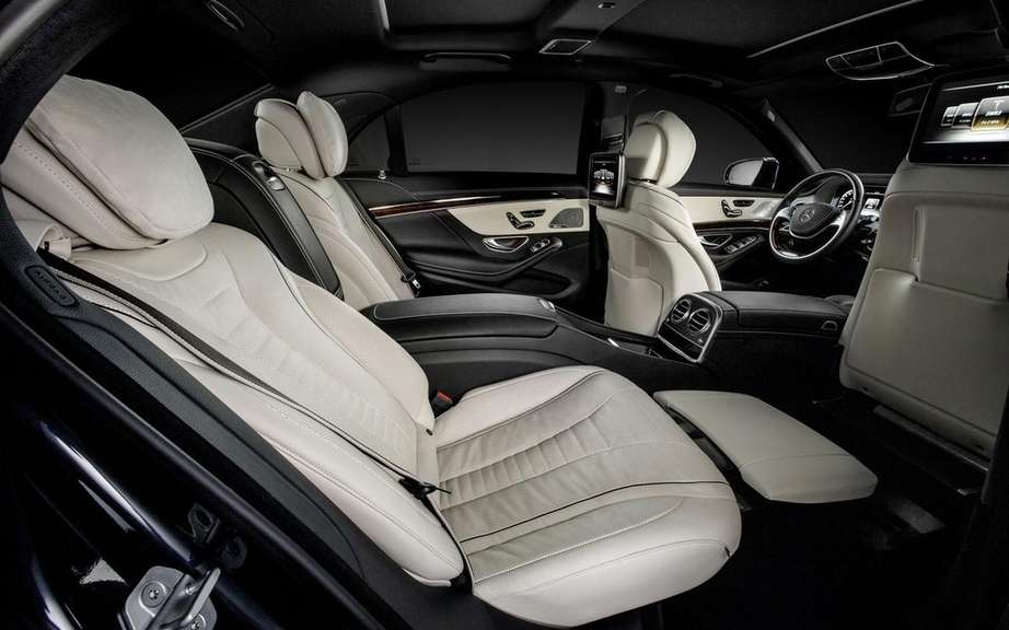 Mercedes-Benz S-Class in 2014 finished gossip picture #7