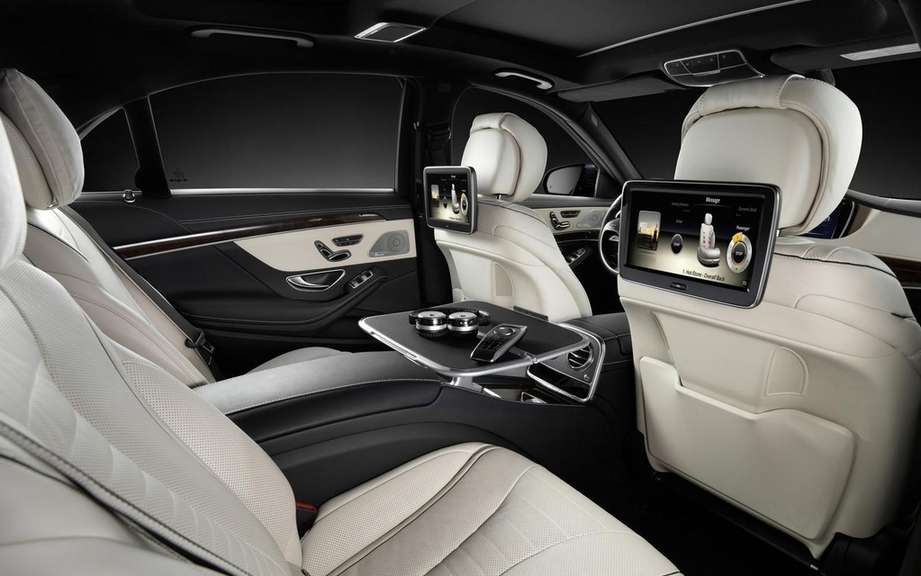 Mercedes-Benz S-Class in 2014 finished gossip picture #8