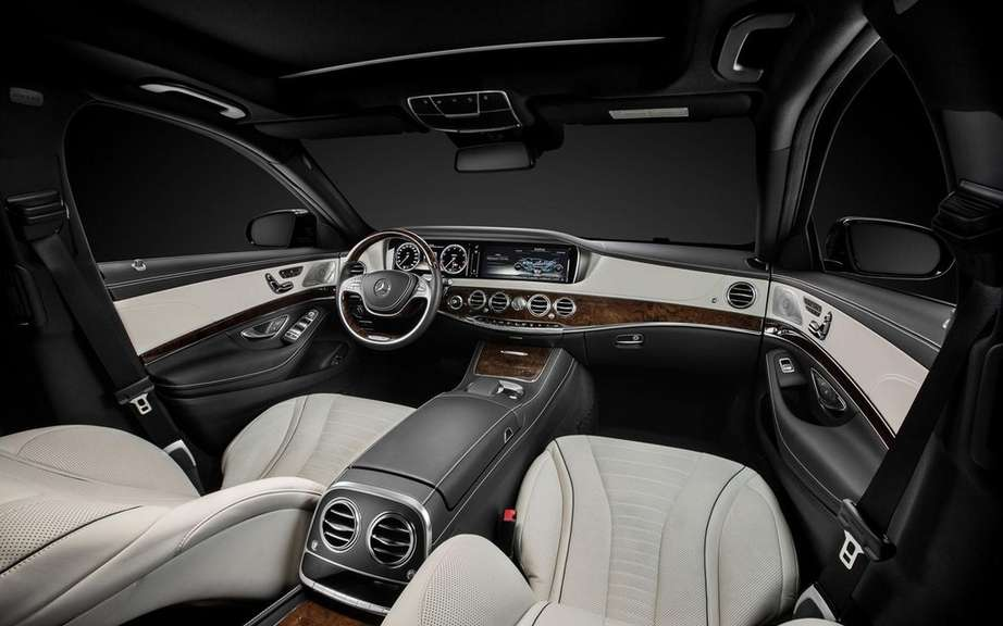 Mercedes-Benz S-Class in 2014 finished gossip picture #9