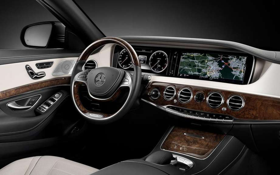 Mercedes-Benz S-Class in 2014 finished gossip picture #10