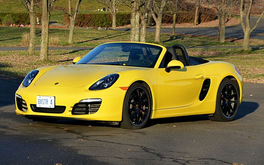 The Boxster and Cayman GTS Unveiled picture #2