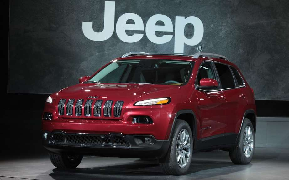 2014 Jeep Cherokee available from $ 23,495 picture #3