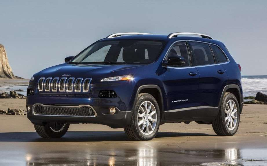 2014 Jeep Cherokee available from $ 23,495 picture #4