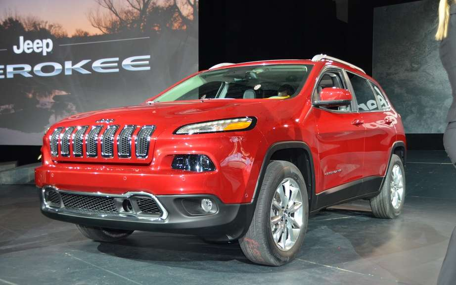 2014 Jeep Cherokee available from $ 23,495 picture #5
