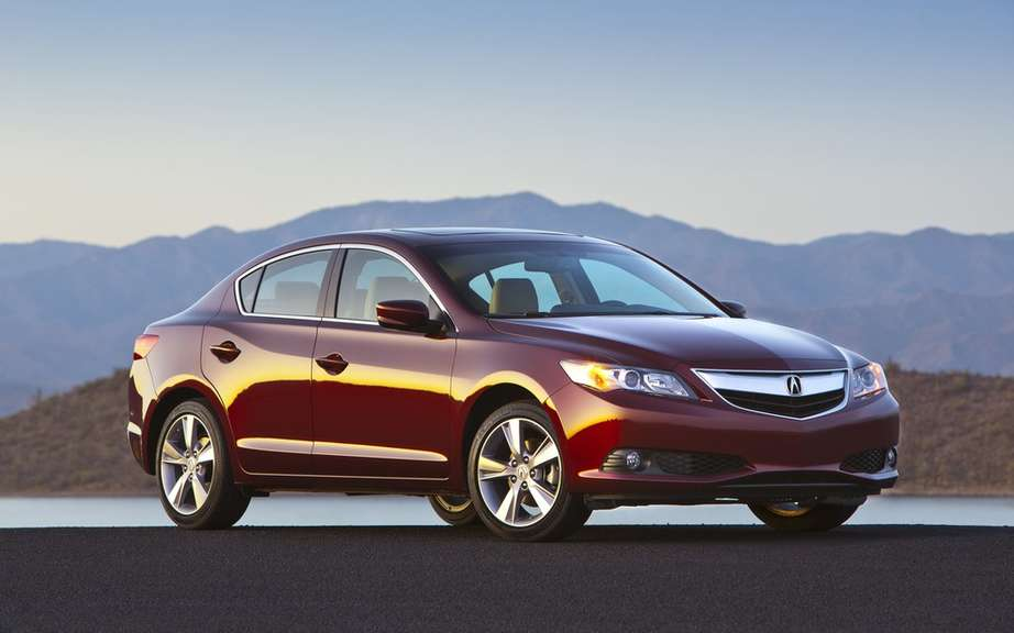 Acura ILX 2014 increasingly generous