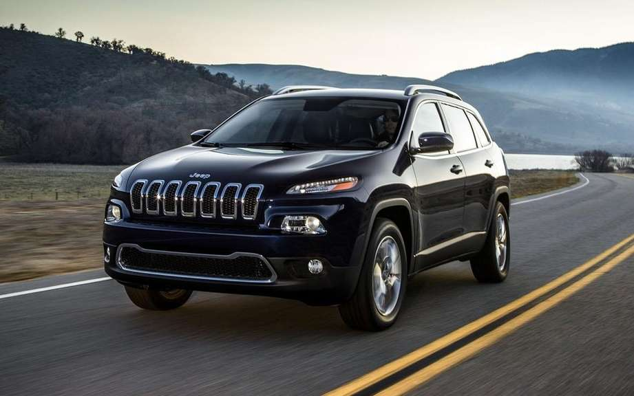 2014 Jeep Cherokee available from $ 23,495 picture #8