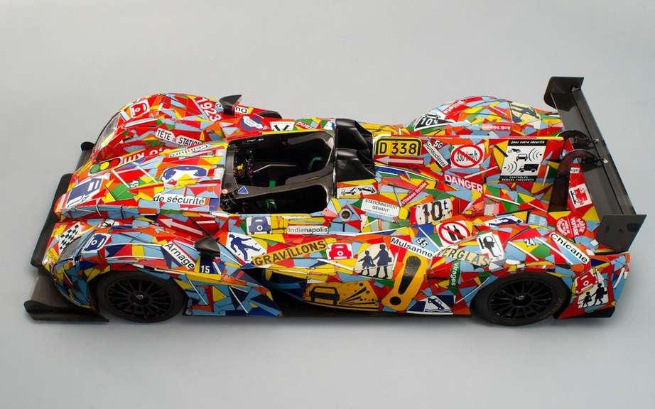 Oak Art Car Racing at the 24 Hours of Le Mans picture #2