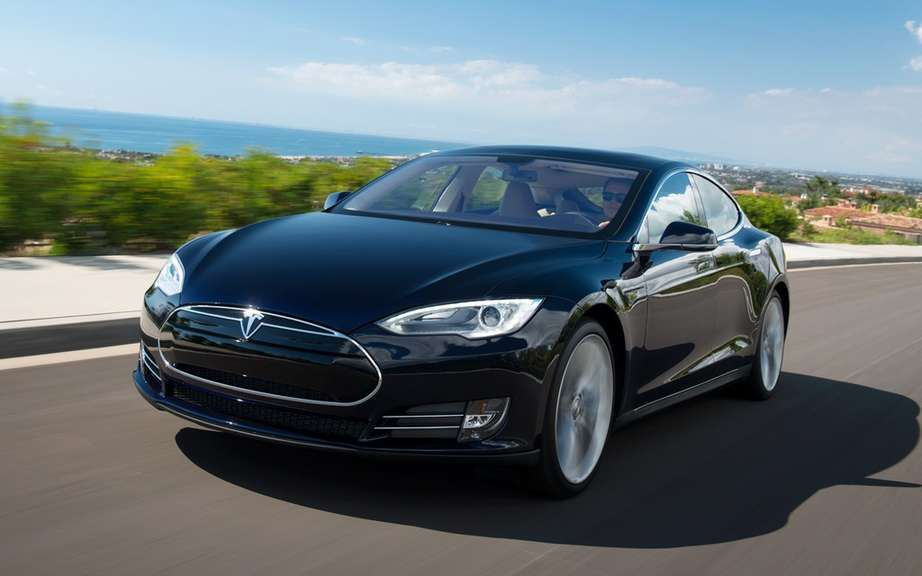 Tesla Model S more popular than the Chevrolet Volt
