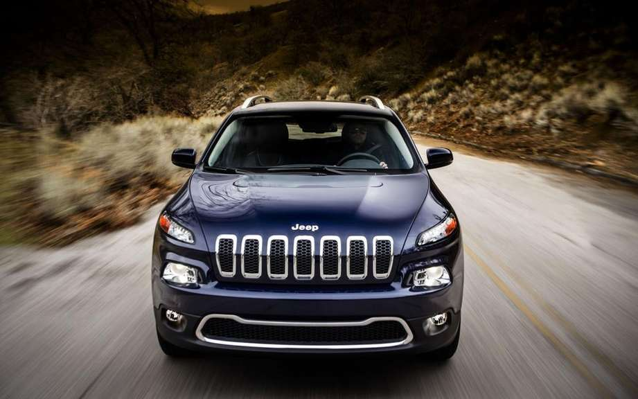 2014 Jeep Cherokee available from $ 23,495 picture #9