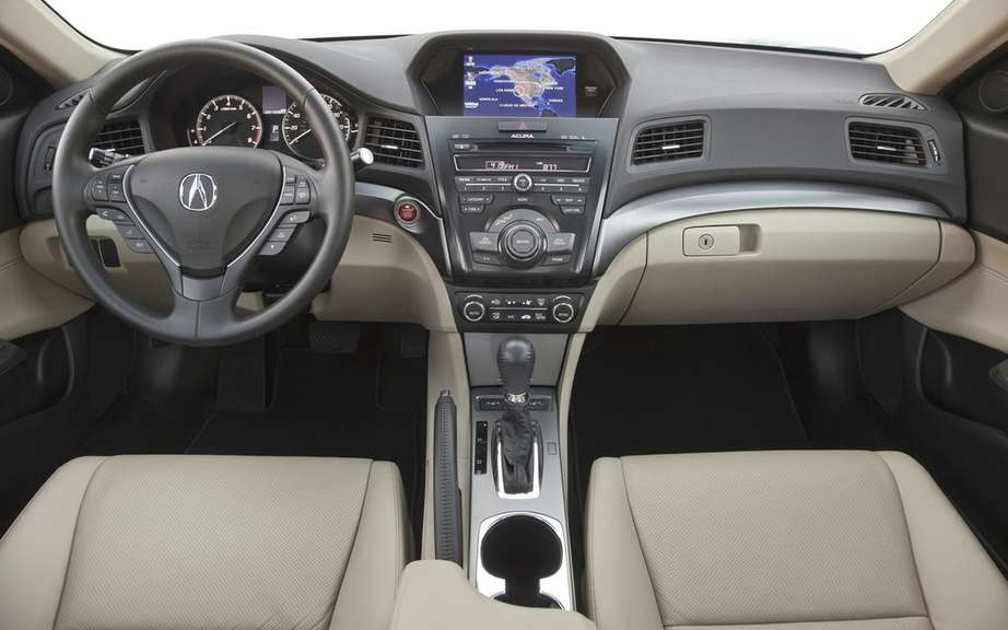 Acura ILX 2014 increasingly generous picture #4