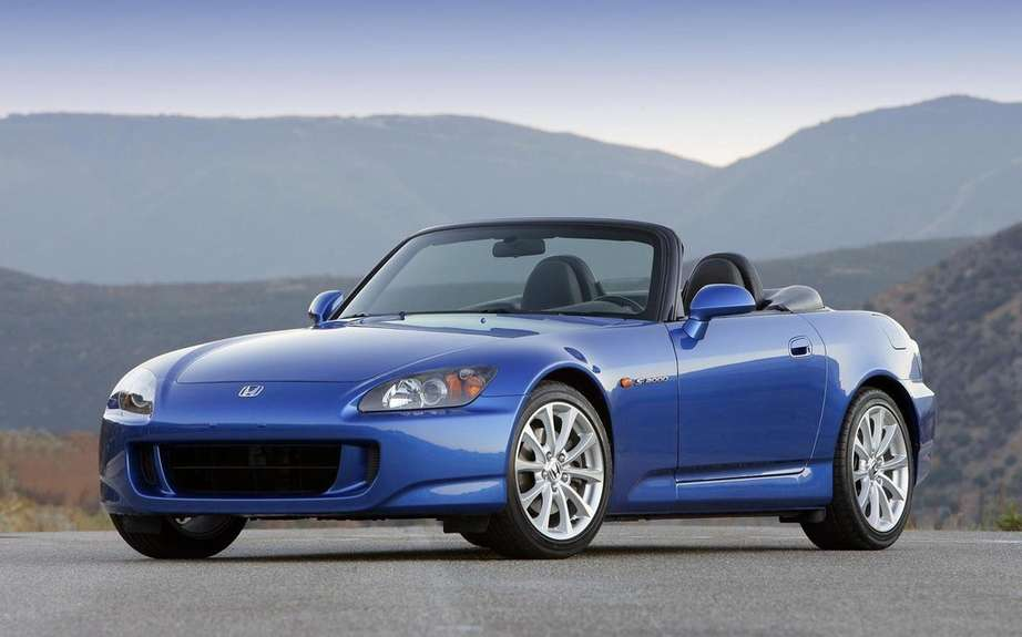 Honda Canada recalls nearly 800 vehicles S2000 and Acura RSX