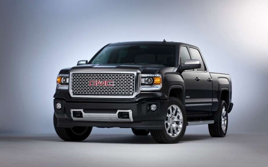 GMC Sierra 1500 Denali 2014 more branch