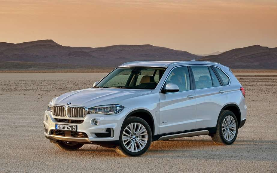 BMW X5 2014 Continuity ensured picture #5