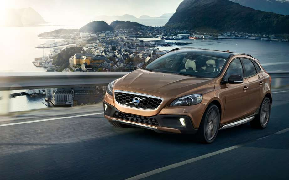 Volvo developed a new platform picture #3