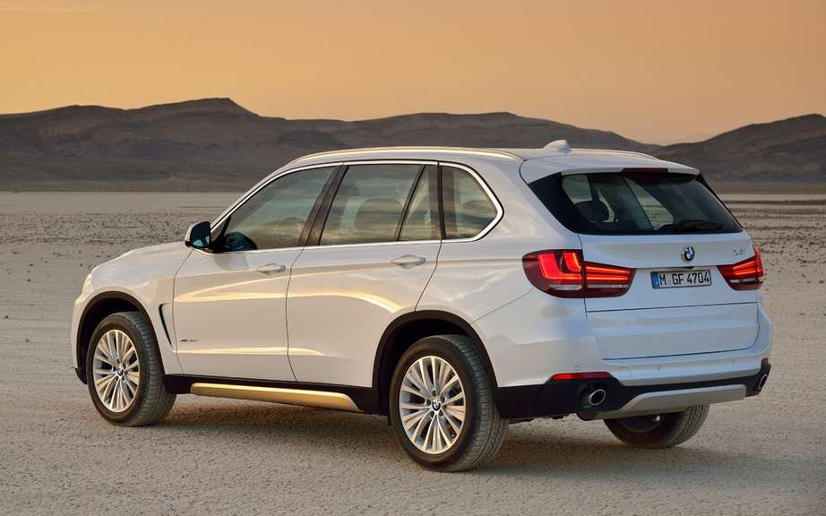BMW X5 2014 Continuity ensured picture #6