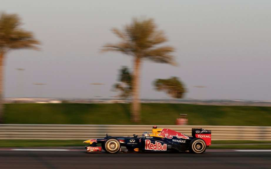 Abu Dhabi wants to hold preparatory Formula 1 testing
