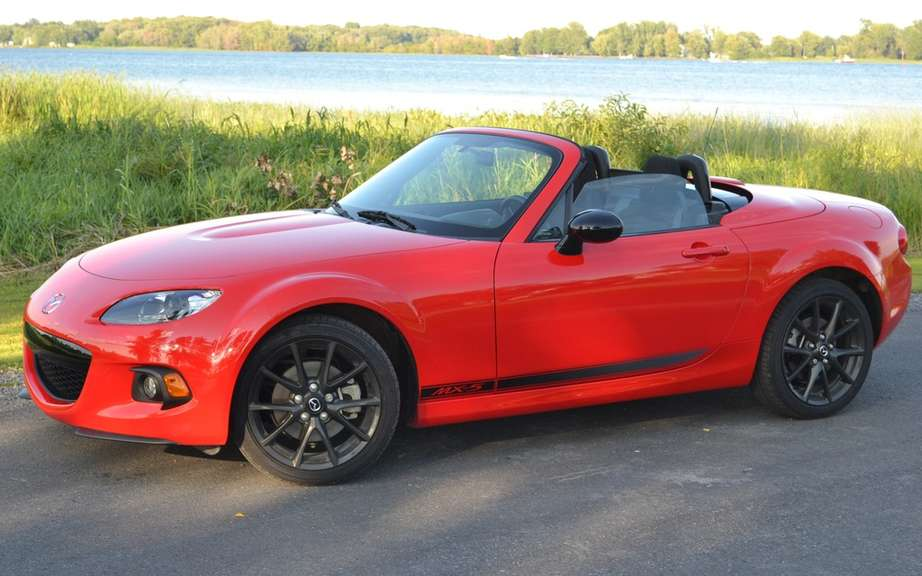 Mazda MX-5: 25 years later picture #2