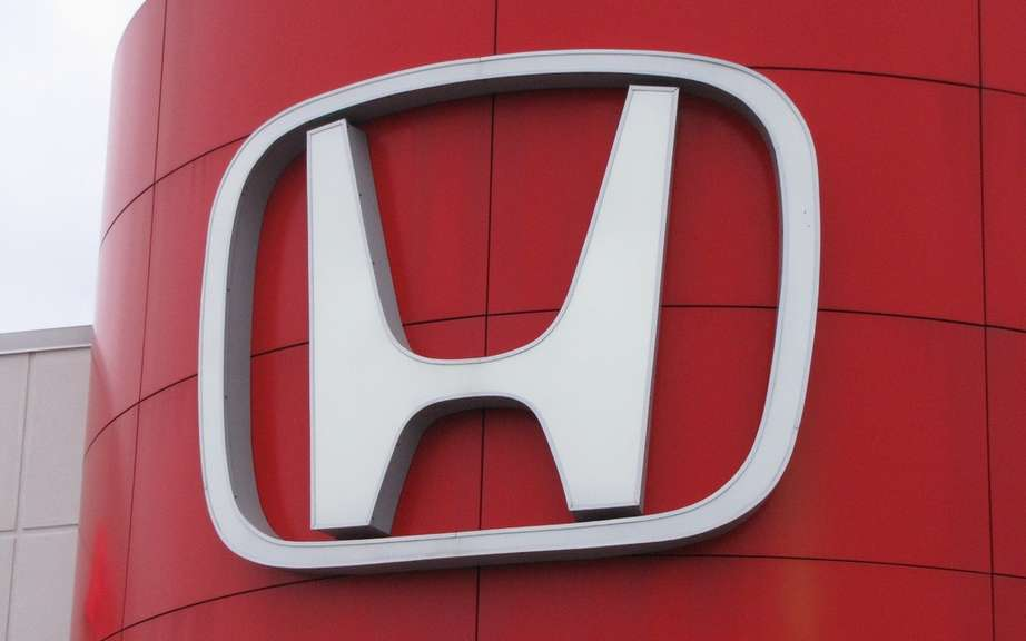 Honda Canada Reports April Sales