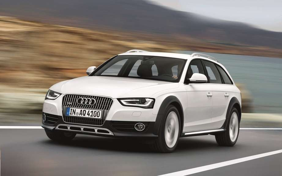 Audi A4 available in five-door hatchback version of picture #2