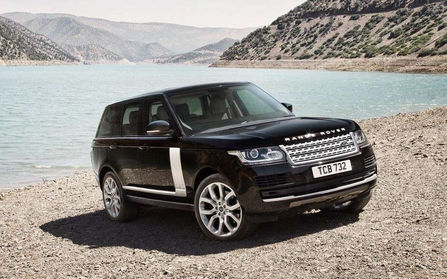Range Rover 4X4 crown as of the year 2013 picture #3