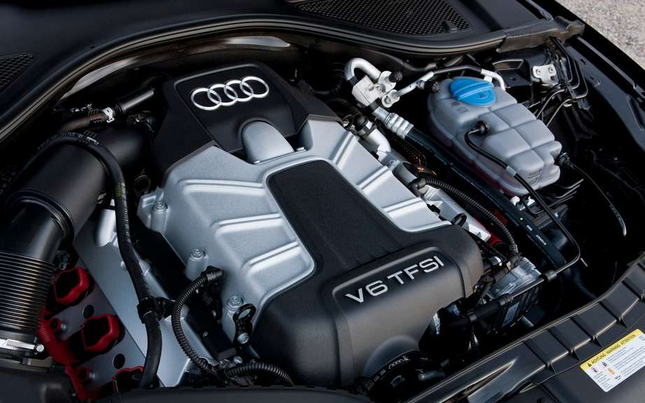 Audi A4 available in five-door hatchback version of picture #5