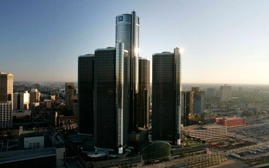 The profit of General Motors bottom 14 percent