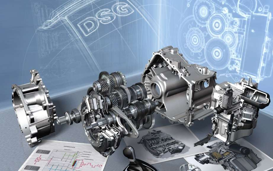 Volkswagen DSG transmission has 10 reports