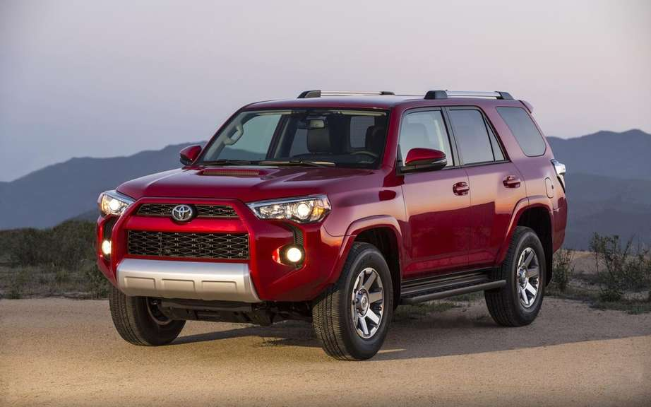 Toyota 4Runner 2014, the changes needed picture #3