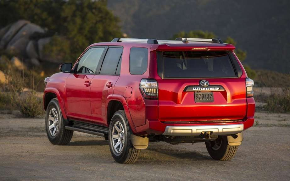 Toyota 4Runner 2014, the changes needed picture #4