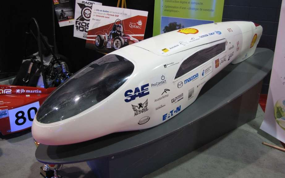 L'Universite Laval still wins Shell Eco-Marathon Americas