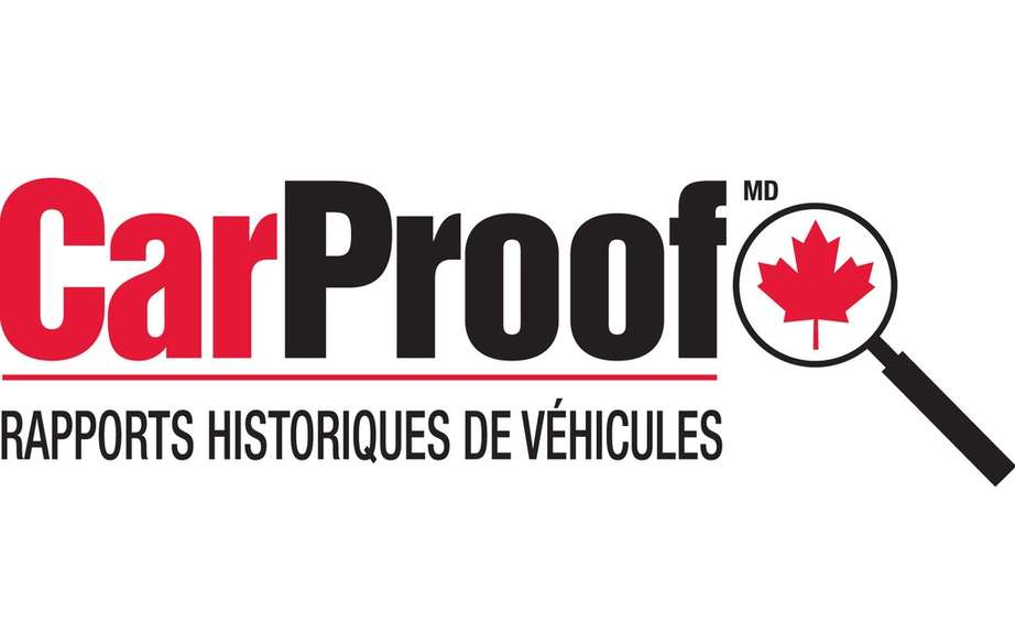 TradeRev offer CarProof reports on vehicles posted