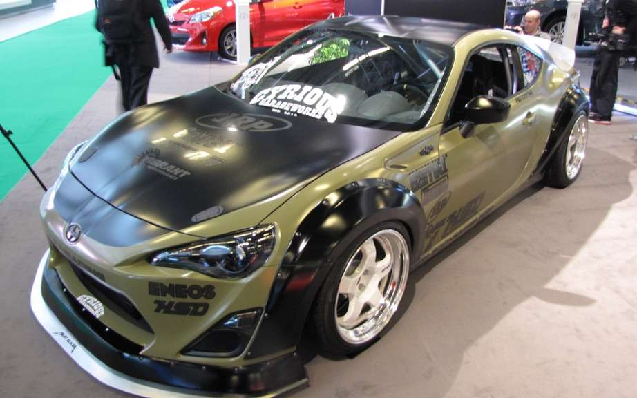 Scion Canada Supports motorized sports for a second year picture #1