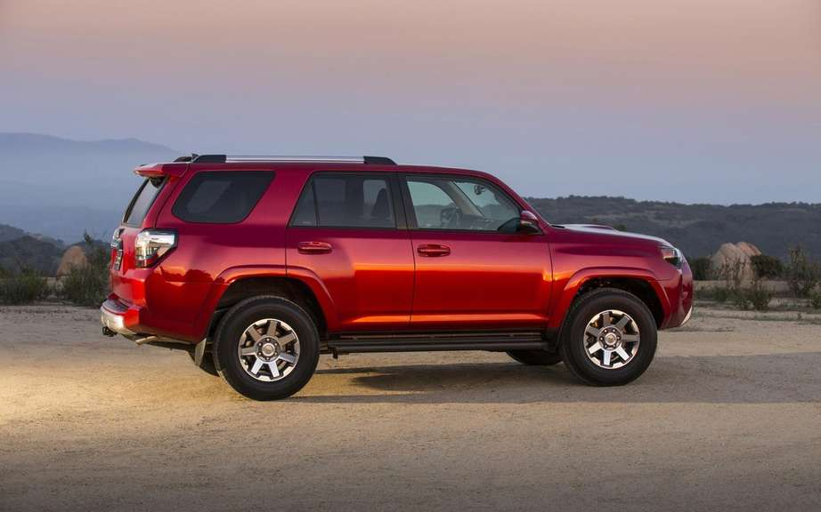 Toyota 4Runner 2014, the changes needed picture #5