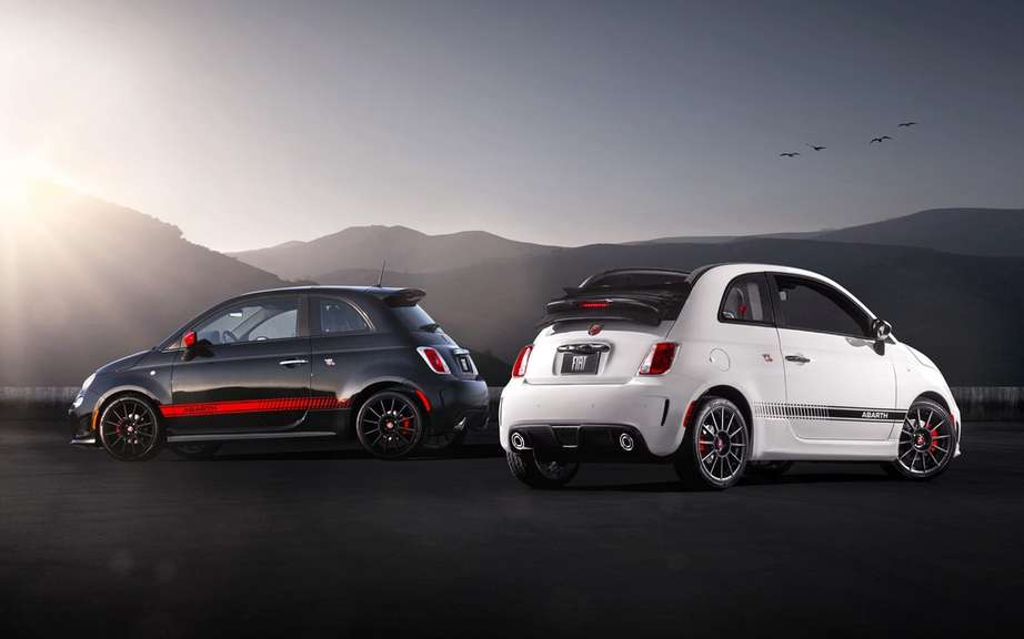 Fiat 500 Abarth automatic transmission? picture #2