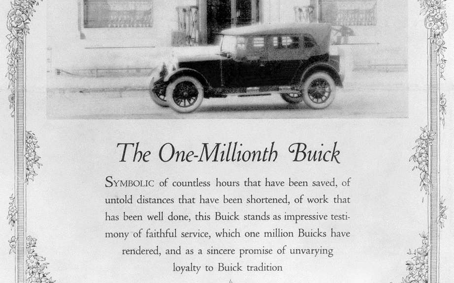 Buick has its way commemorates its 110th anniversary picture #2