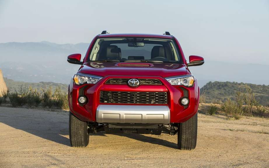 Toyota 4Runner 2014, the changes needed picture #6