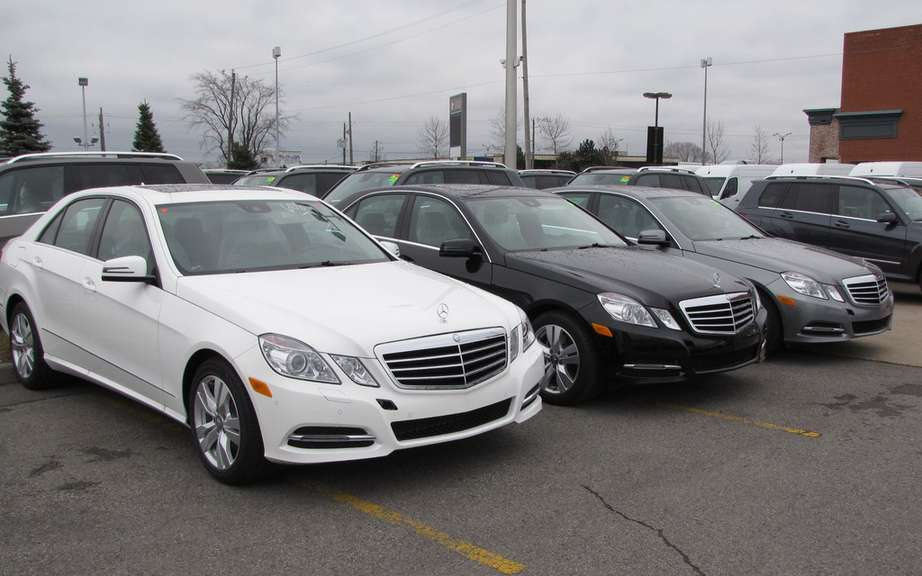Mercedes-Benz Canada reports record sales for January picture #3