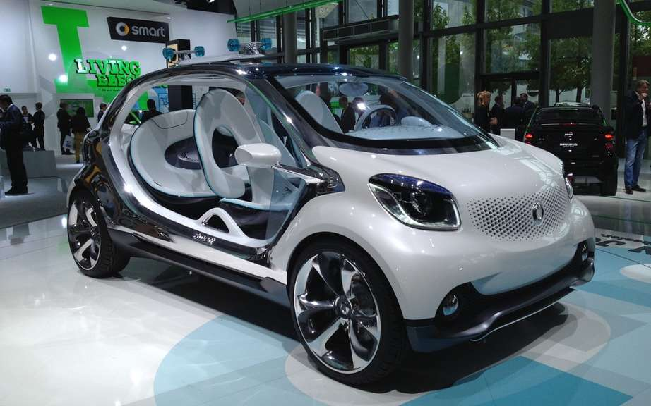 smart fortwo electric drive: the possibility to rent a battery picture #1